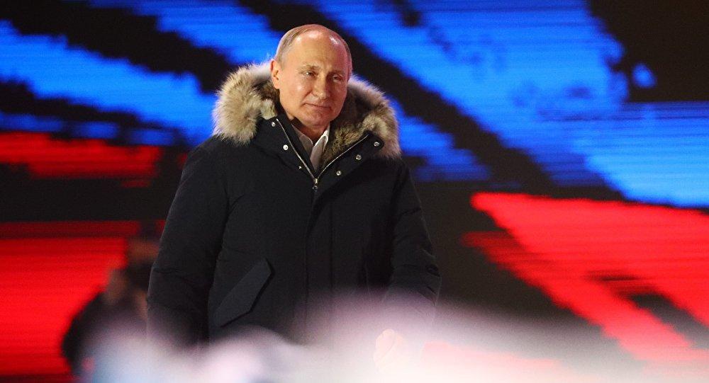 vladimir putin izbori rusija 2