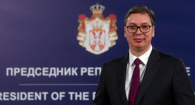 Autorski tekst Aleksandra Vučića
