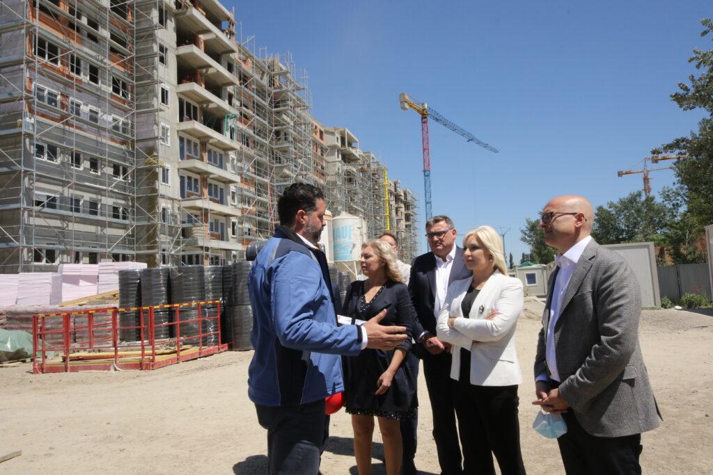 Izgradnja stanova za pripadnike snaga bezbednosti