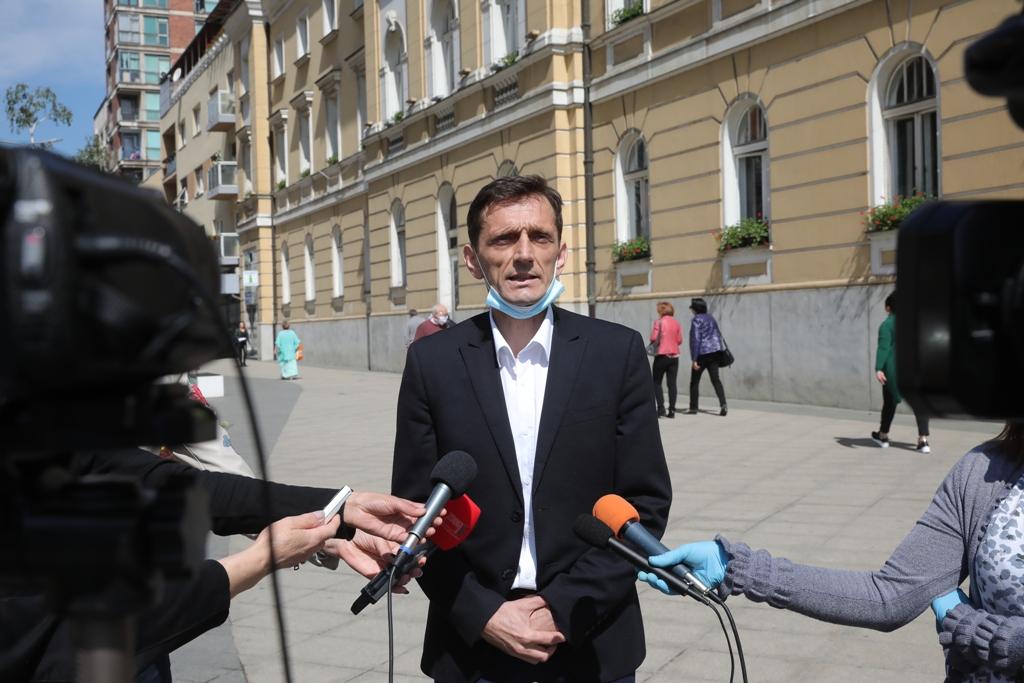 Miodrag Petković, član Gradskog veća