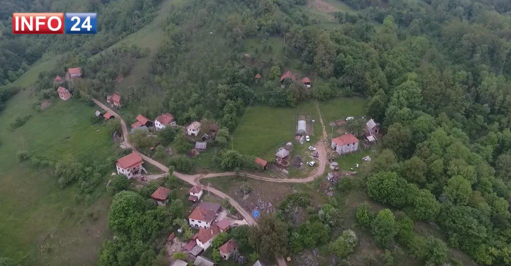 Selo Bioska, Užice