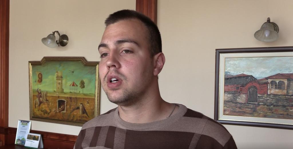 Đorđe Nikitović, predsednik opštine Požega