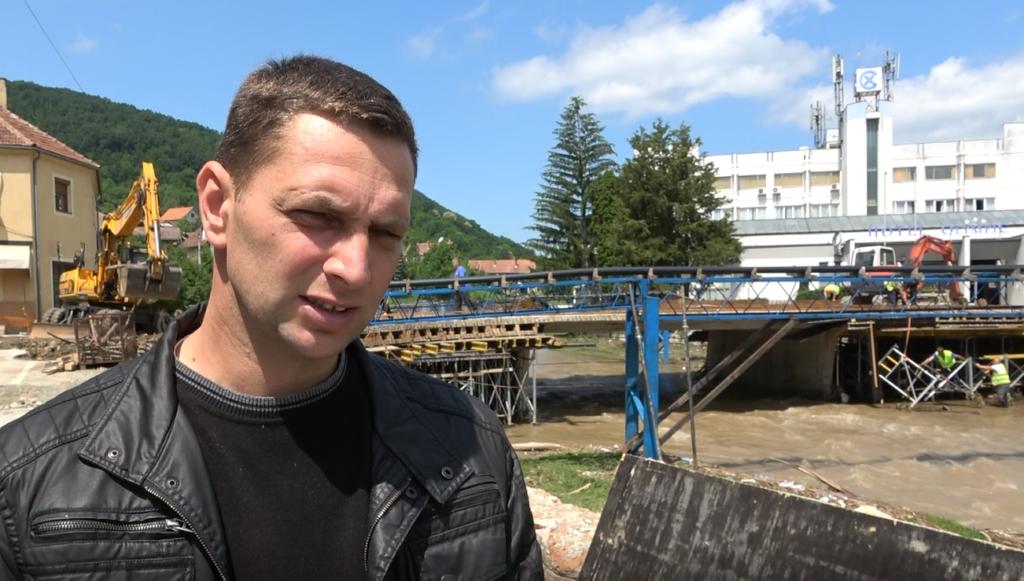 Žarko Đokić, predsednik opštine Kosjerić