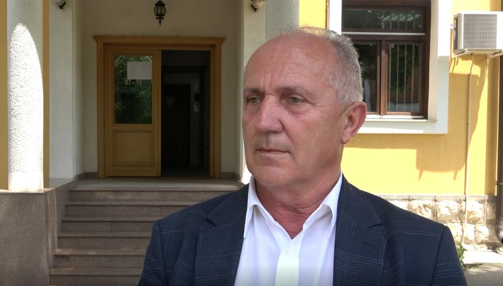 Miloš Nedeljković, predsednik opštine Arilje