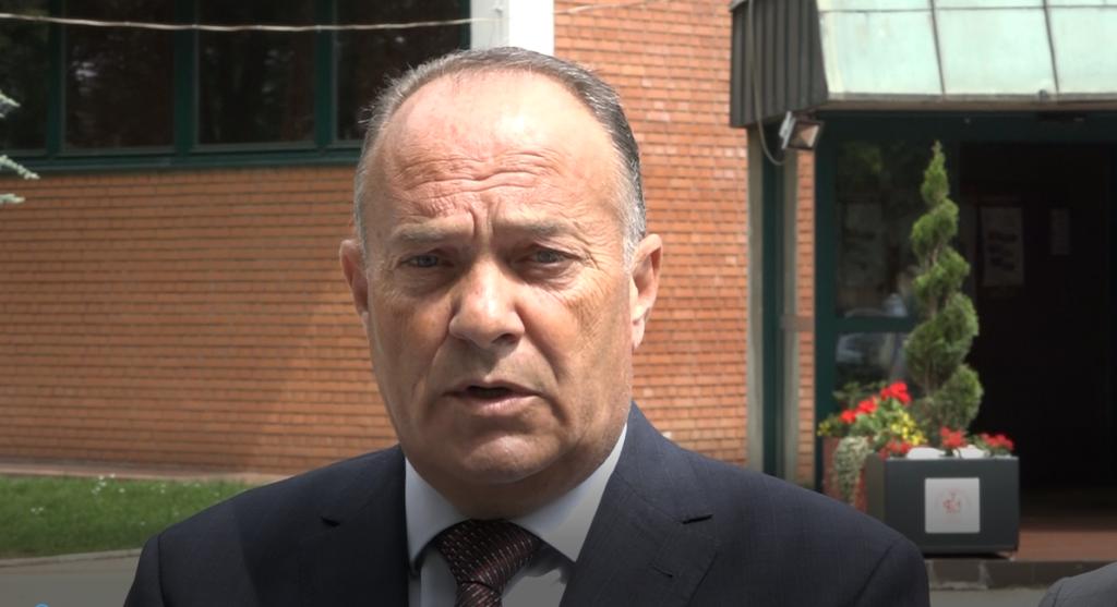 Ministar Mladen Šarčević