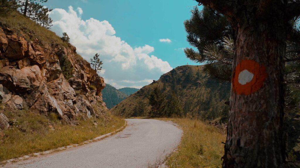 Planinarski znak