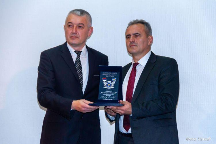 Dodela priznanja JKP Vodovod Zlatibor Čajetina