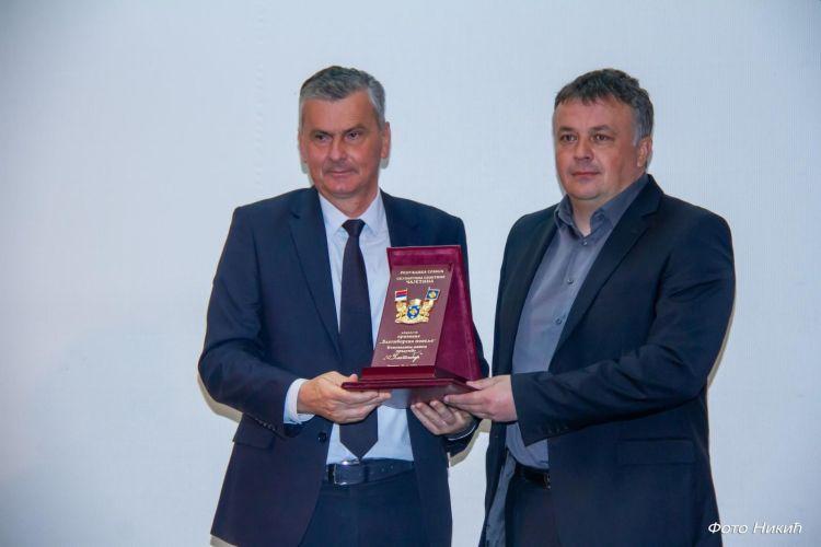Dodela priznanja KJP Zlatibor Čajetina