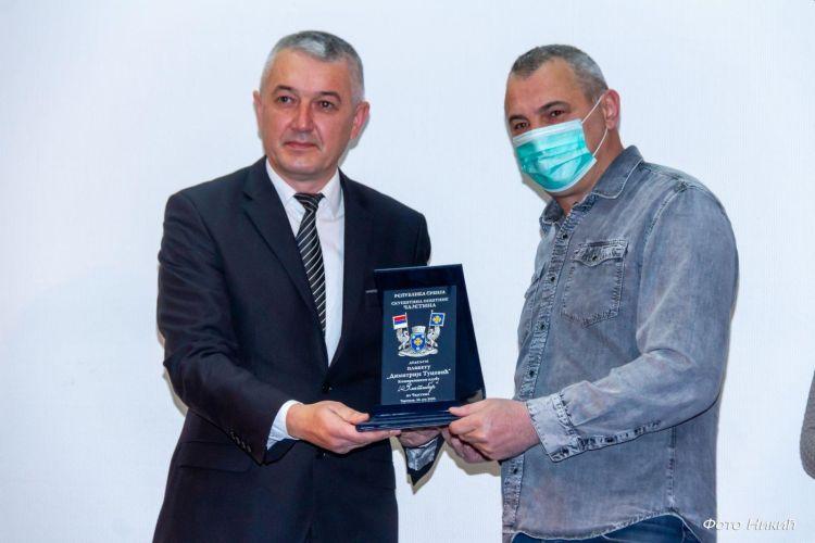 Dodela priznanja KK Zlatibor