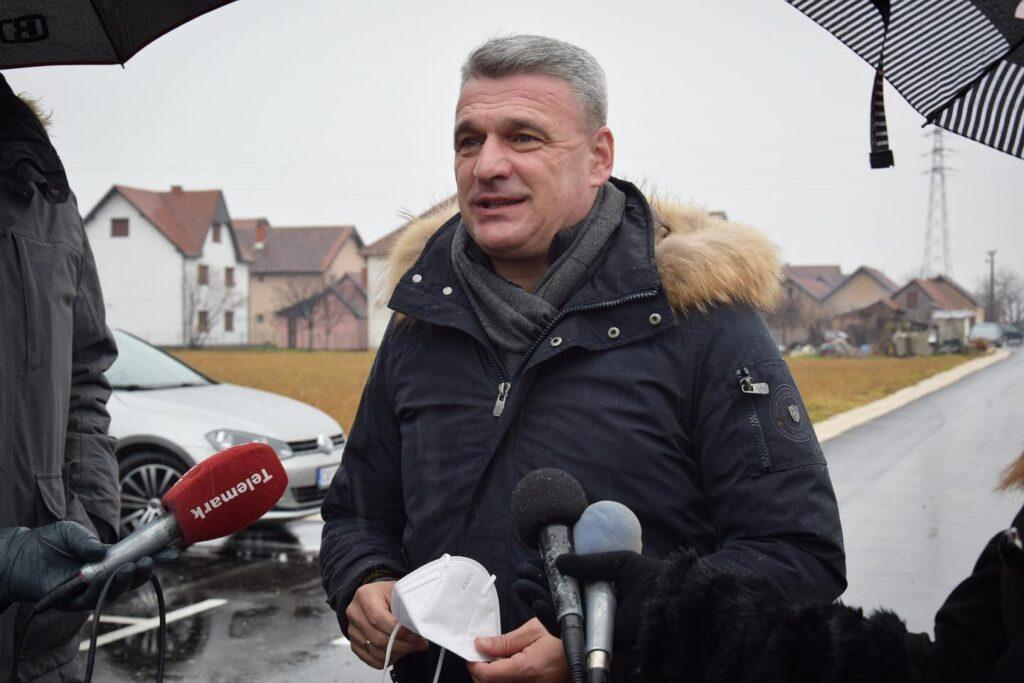 Milun Todorović, gradonačelnik Čačka