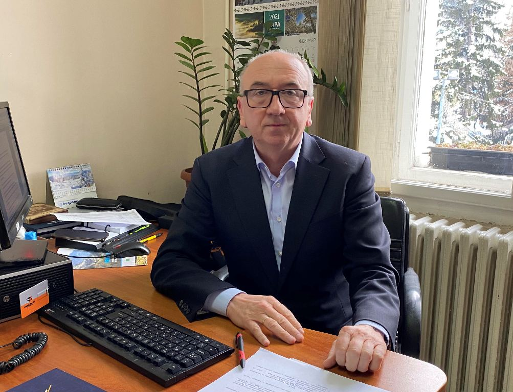 Slobodan Kuzmanović, član Gradskog veća za privredu i poljoprivredu